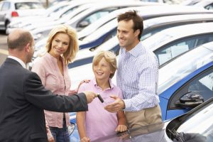 Use Buzz2Get to call for the keys to be brought to you whilst on the forecourt